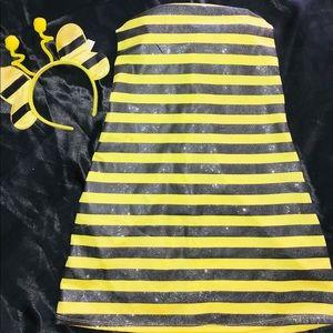 Adult bumblebee costume